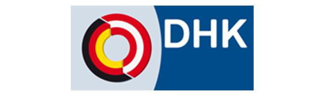 Logo der Deutschen Handelskammer
